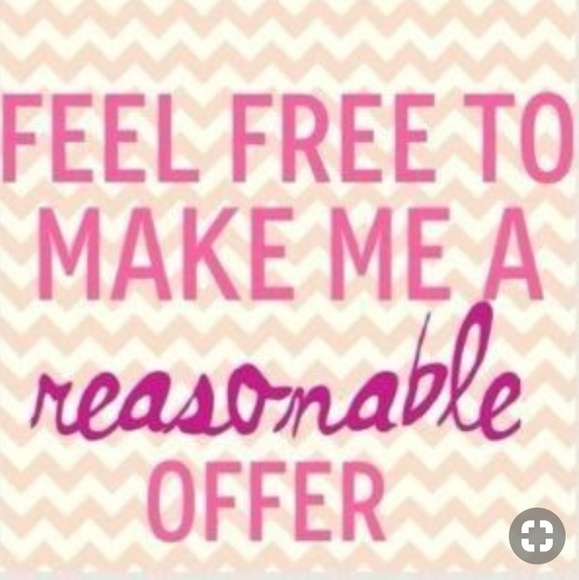 Other - All REASONABLE offers will be excepted